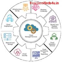Cloud Managed Services | Cloud Managed Solution | Teleglobal International
