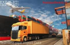 Get Shipping Info of Seamless pipe with Seamless pipe Import Data