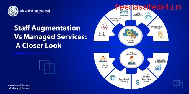 Cloud Managed Services   managed cloud services provider   Teleglobal International