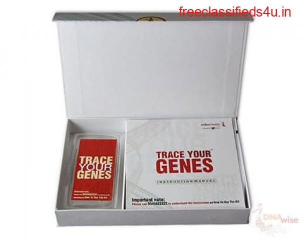 DNAwise Genetic Test   DNA Test Package