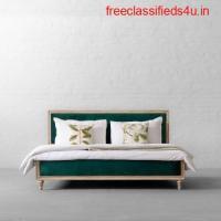 Tufted Beds Online - Gulmohar Lane