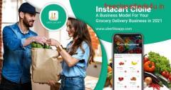 Instacart clone app development | Instacart clone app