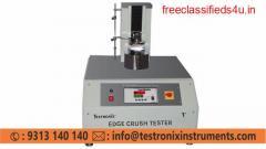 Edge Crush Tester Digital Machine Manufacturer