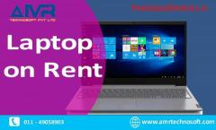 Hire New  Laptop On Rent In Delhi NCR