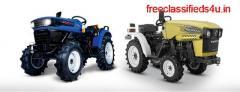 Mini Tractor Price list in India