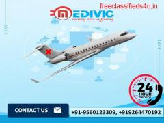 Dial-Up India's Best Air Ambulance Services in Guwahati by Medivic