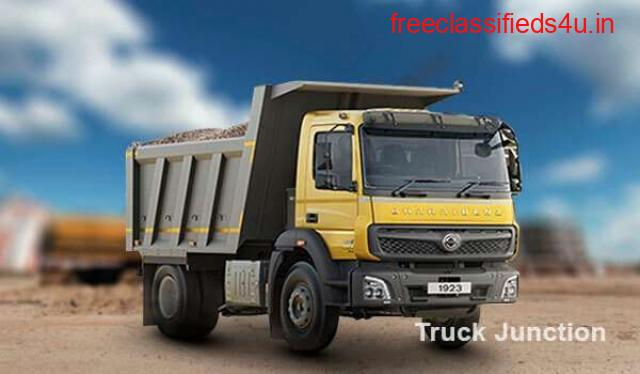 Bharatbenz Truck Most popular family truck in india