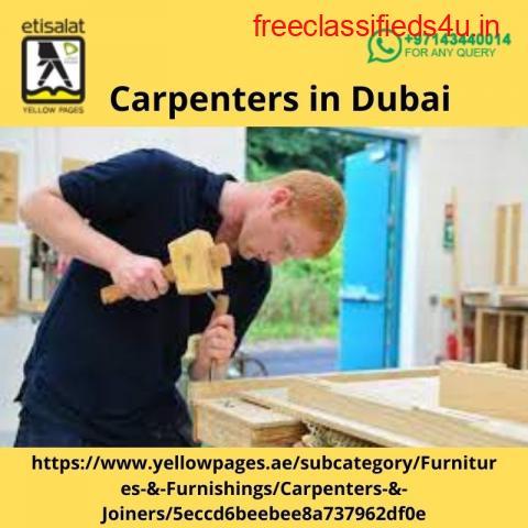 Carpenters in Dubai | Carpenter in Abu Dhabi | Joinery Companies in Dubai