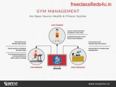 Odoo Gym Management System, Gym Management Software -  SerpentCS Odoo Gold Partner
