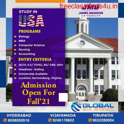 Best Study Abroad Consultants in Hyderabad for Overseas Education