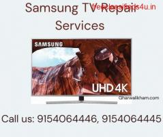 Doorstep Samsung TV Repair Services - 9154064446 | Gharwalikham