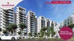 2 BHK Flats for sale near Gachibowli, Hyderabad|sharvani|