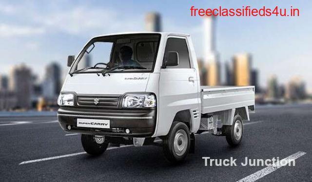 Maruti Suzuki Truck Price - sadak par ek leader