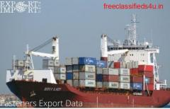 Fasteners Export Data Report Online