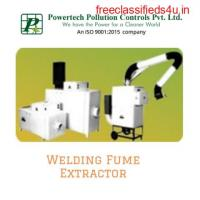 Best welding fume extractor manufacturers in Bangalore