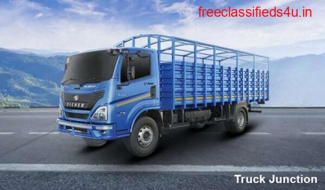 Eicher Truck motorbikes and commercial vehicles