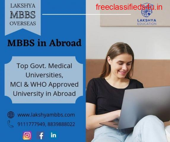 Best Consultancy for MBBS Abroad in Gwalior