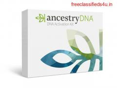 Ancestry.com/dna/activate - Ancestry Sign In - Activate Your DNA Kit