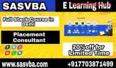 full stack training in Delhi