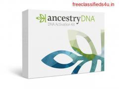 Login Ancestry - Enter 15-Digit activation code - ancestrydna.com/activate
