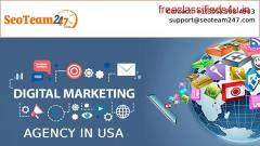 Digital Marketing Agency In USA — Seoteam247