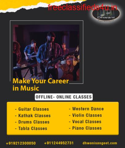 Best music Academy in Gurgaon