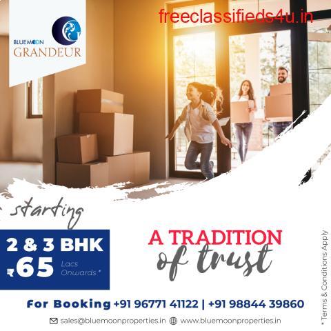 Apartments for Sale in Saligramam | Apartments near Saligramam