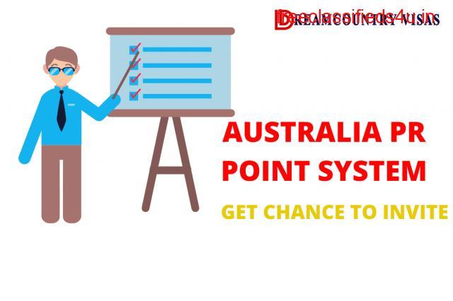 Check your eligibility through Australia Pr Point System