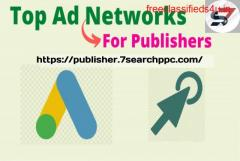 Best PPC Publisher Network - 7SearchPPC Publisher