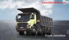 volvo truck reasonable Price in india