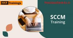 Learn best sccm training from real time experts - HKR Trainings