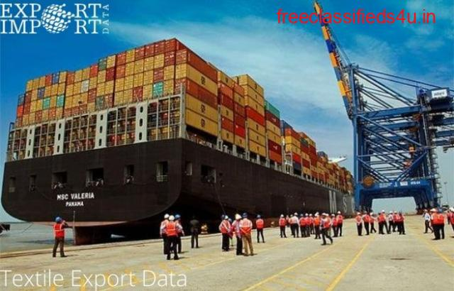 Best Option for Accessing Textile Export Data with Free Samples
