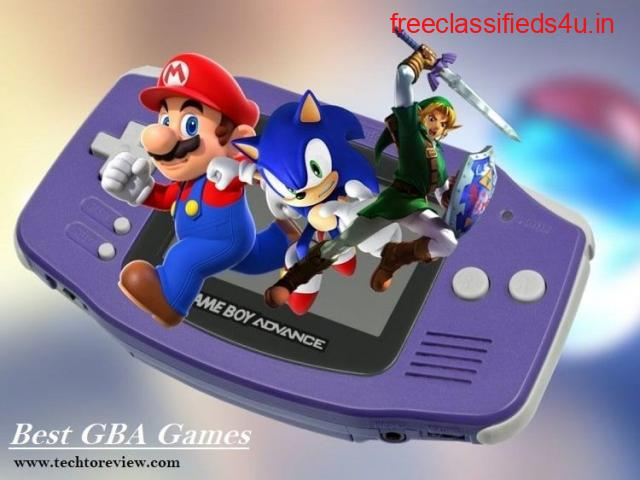 7 Best GBA Games That You Must Play Right Now