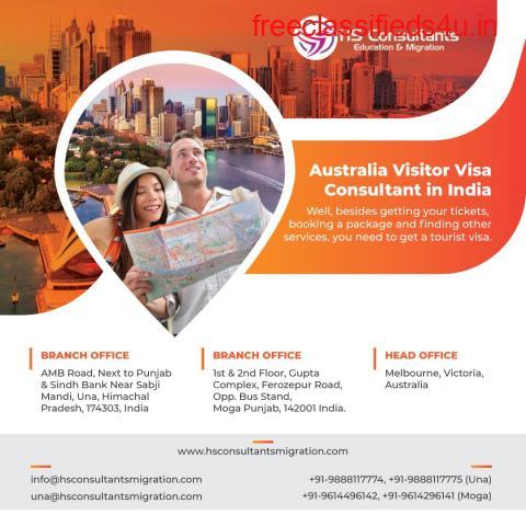 Australia Visitor Visa Consultant in India