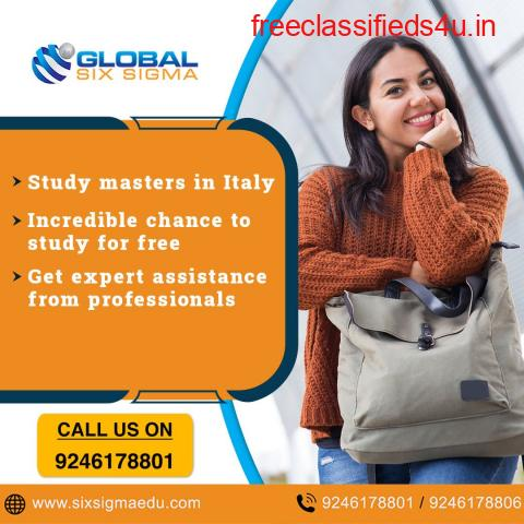 Best Overseas Education Consultants in Hyderabad   Global Six Sigma