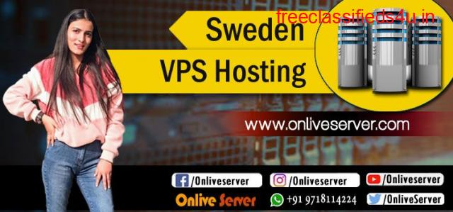 Buy Sweden VPS Hosting at The Cheapest Price