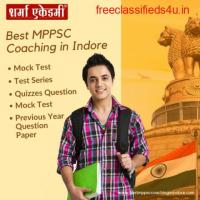 Best MPPSC Coaching in indore