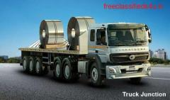 Bharatbenz Truck Commercial Vehicles in india