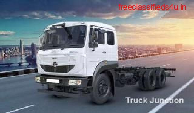 Tata Signa truck series in India - Models and Price