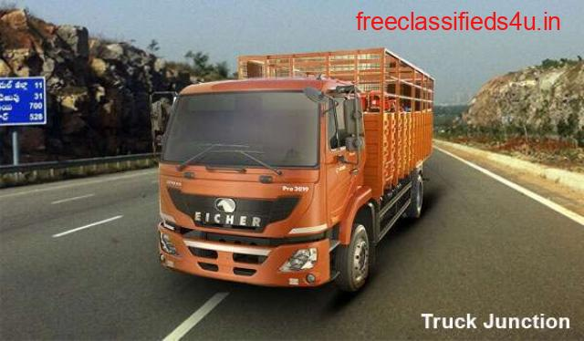 Eicher Truck is very reasonable in India