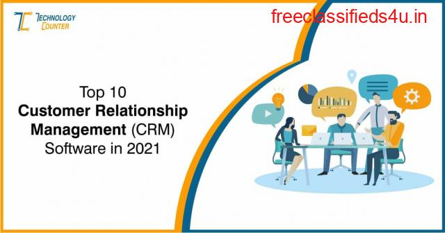 Top 10 Customer Relationship Management (CRM) Software in 2021