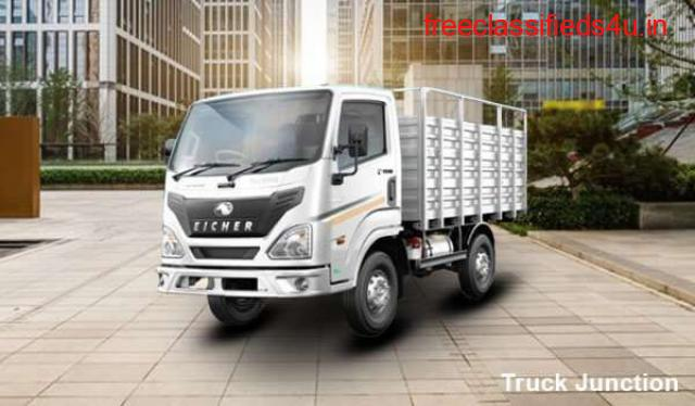 Eicher Truck Price in India - India's Number 1 Choice