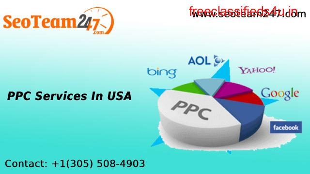 PPC Services in the USA | SEOTeam247