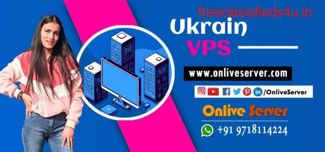Get the Secure and Incredible Ukraine VPS