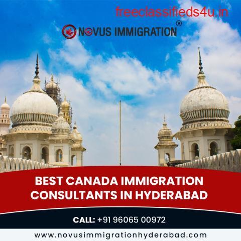 Canada Immigration Consultants In Hyderabad - novusimmigrationhyderabad.com