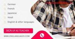 Japanese classes Bangalore - Zing Languages