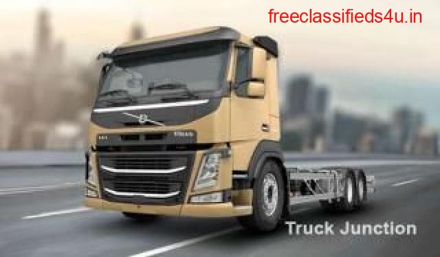 Volvo truck price list in India 2021 - Models and Specification