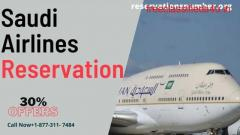 Find Best Deals on Saudi Airlines Reservation