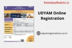 Udyam Online Registration