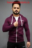 Buy Gym Gym Jacket online in India